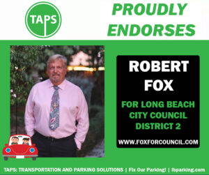 Key Endorsement: Long Beach Transportation and Parking Solutions (TAPS)